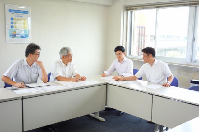 四国名鉄運輸(株) 大洲支店の画像・写真